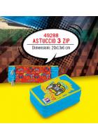 ASTUCCIO 3 ZIP GAMER